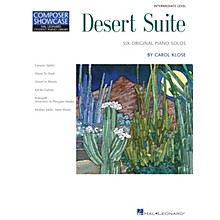 Hal Leonard Desert Suite Piano Library Series by Carol Klose (Level Early Inter)