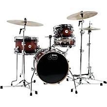 "DW Design Series Mini-Pro 4-Piece Shell Pack with 16"" Bass Drum"