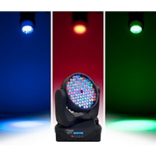 Elation Design Wash LED Zoom Moving Head Fixture Level 1 Black