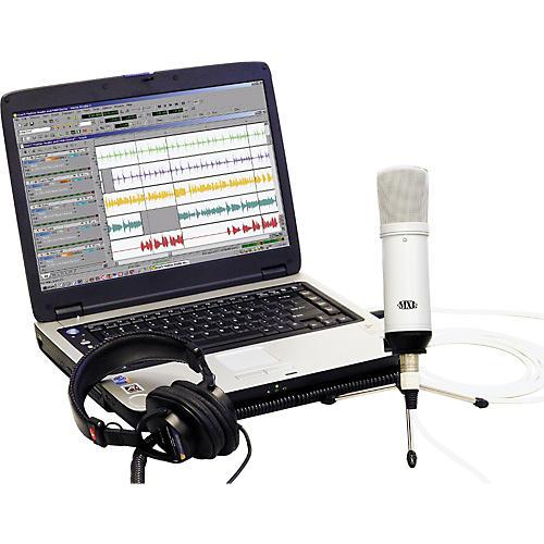 MXL Desktop Recording Kit White PC