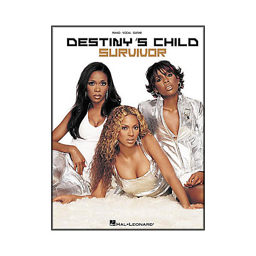 Hal Leonard Destiny's Child - Survivor Piano, Vocal, Guitar Songbook