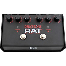 Pro Co Deucetone Rat Boost Guitar Effects Pedal