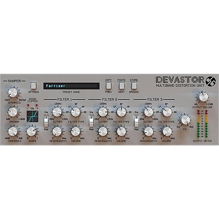 D16 GroupDevastor Multiband Distortion (VST/AU) Software Download