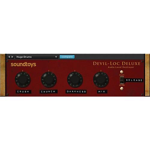 Soundtoys Devil-Loc Deluxe Software Download