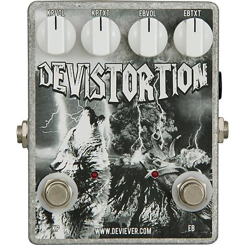 Devi Ever Devistortion Overdrive Guitar Effects Pedal-thumbnail