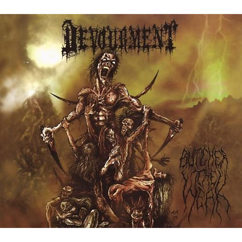Alliance Devourment - Butcher The Weak