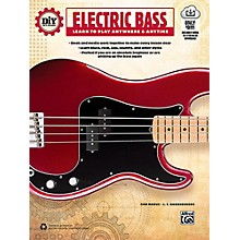 Alfred DiY (Do it Yourself) Electric Bass - Book & Streaming Video