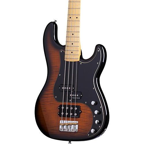 Schecter Guitar Research Diamond-P Plus Electric Bass Guitar-thumbnail
