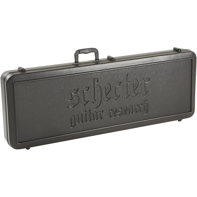 Schecter Guitar Research Diamond Series Molded Guitar Case