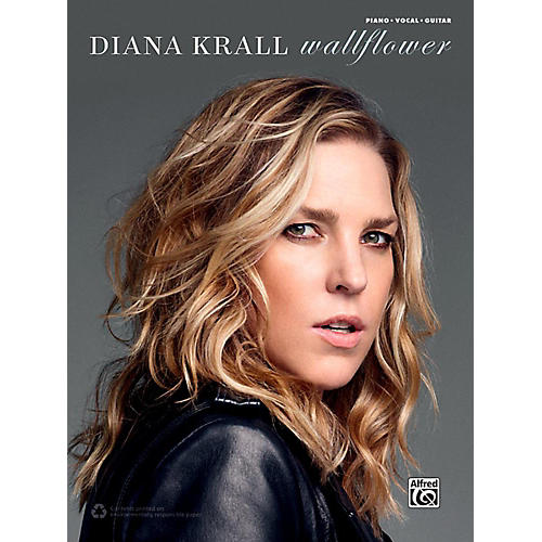 Alfred Diana Krall: Wallflower - Piano/Vocal/Guitar Songbook
