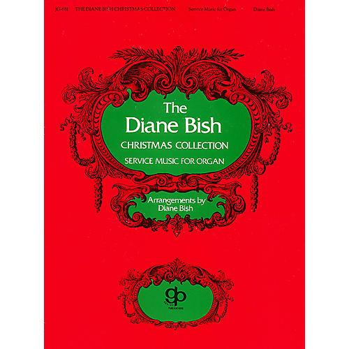 Gentry Publications Diane Bish - Christmas Collection (Organ)-thumbnail