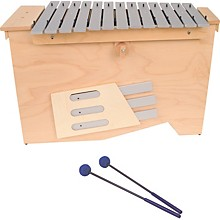 Lyons Diatonic Bass Metallophone with Mallets