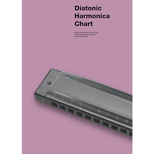 Music Sales Diatonic Harmonica Chart Music Sales America Series Softcover Written by Various-thumbnail