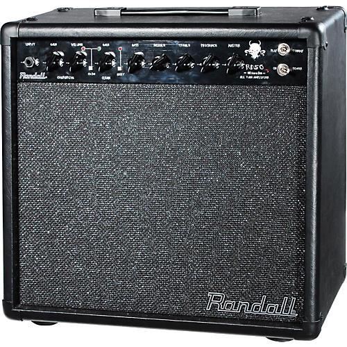 Randall Diavlo Series RD50C 50W 1x12 Tube Guitar Combo Amp