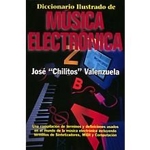 """Backbeat Books Diccionario Illustrado de Música Electrónica Book Series Softcover Written by José """"Chilitos"""" Valenzuela"""