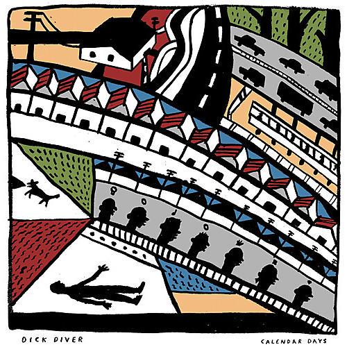 Alliance Dick Diver - Calender Days
