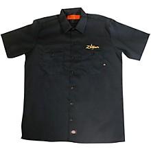 Zildjian Dickies Work Shirt Black X-Large