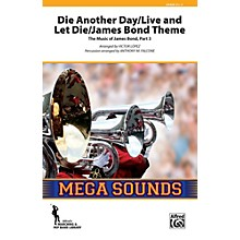 Alfred Die Another Day / Live and Let Die / James Bond Theme Grade 3 (Medium)