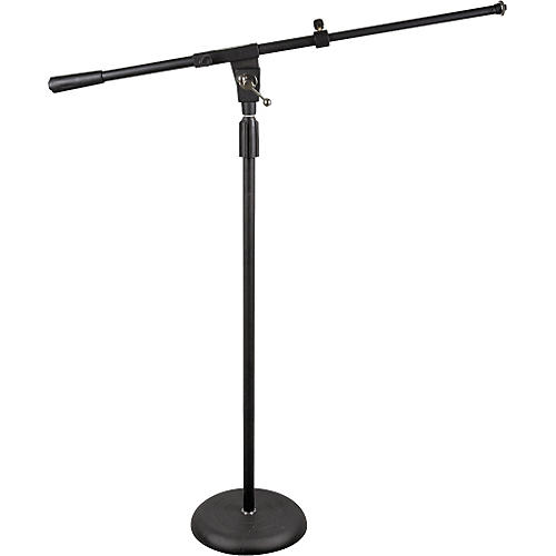 Musician's Friend Die-Cast Mic Stand With Telescoping Boom