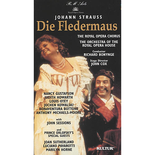 Kultur Die Fledermaus 2-Video Set