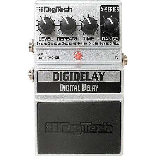 DigiTech DigiDelay Digital Delay Pedal