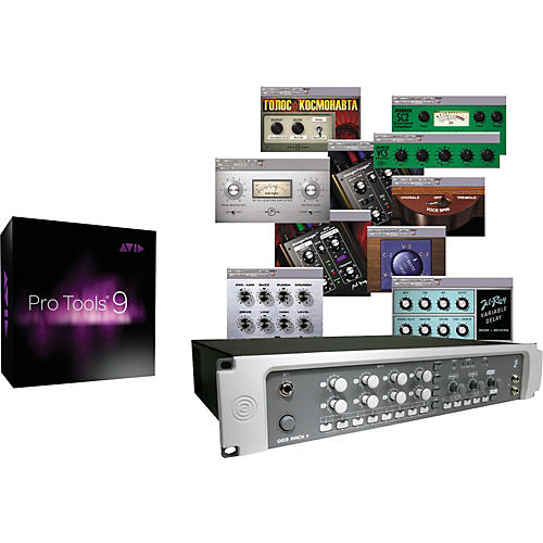 Digidesign Digidesign Digi 003 Rack+ Factory with Pro Tools 9 Crossgrade