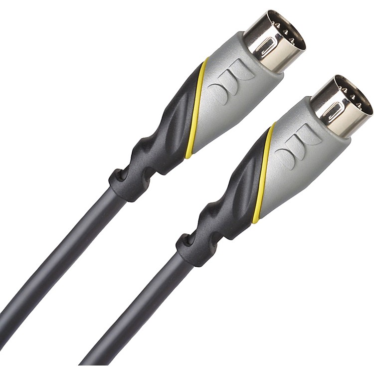 Monster Cable Digilink 5 Pin MIDI Cable  3 Foot