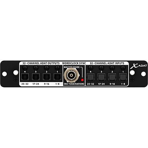 behringer digital mixer option x adat musician 39 s friend. Black Bedroom Furniture Sets. Home Design Ideas