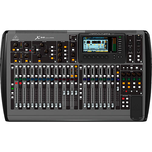 behringer digital mixer x32 musician 39 s friend. Black Bedroom Furniture Sets. Home Design Ideas