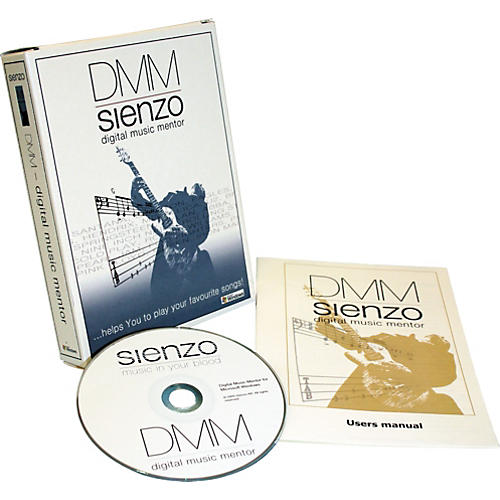 Sienzo Digital Music Mentor Chord Finder Software