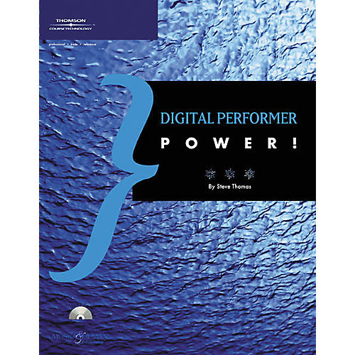 Course Technology PTR Digital Performer Power! Book