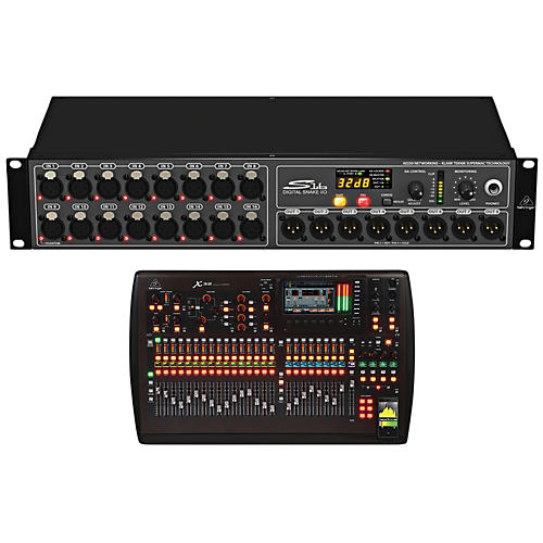 Behringer Digital Snake and Mixer Package-thumbnail
