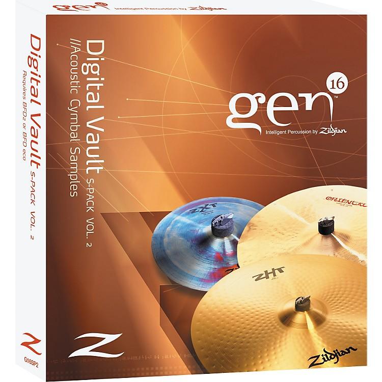 Gen16 Intelligent PercussionDigital Vault Sound Pack Volume 2