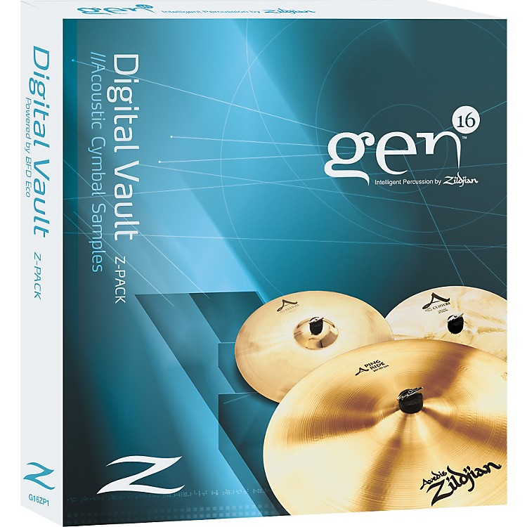 Gen16 Intelligent Percussion Digital Vault Z-Pack Vol. 1