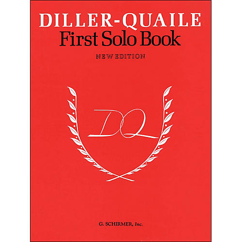 G. Schirmer Diller-Quaile First Solo Book New Edition By Diller-thumbnail