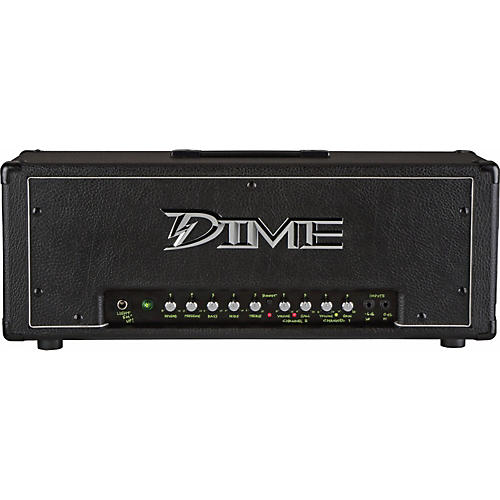 Dime Amplification Dimebag D100 120W Guitar Amp Head