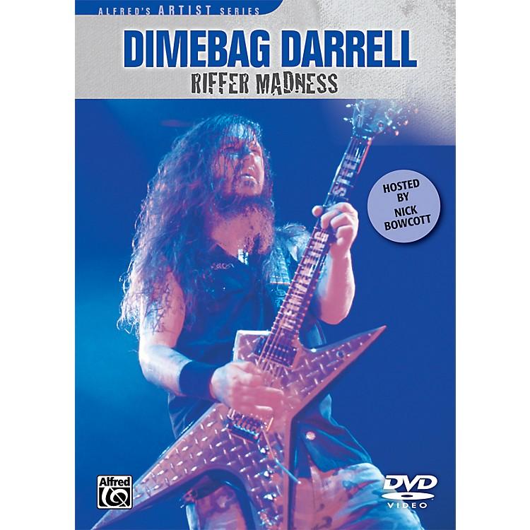 AlfredDimebag Darrell - Riffer Madness DVD