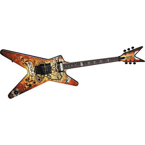 Dean Dimebag Dimebonics ML Electric Guitar