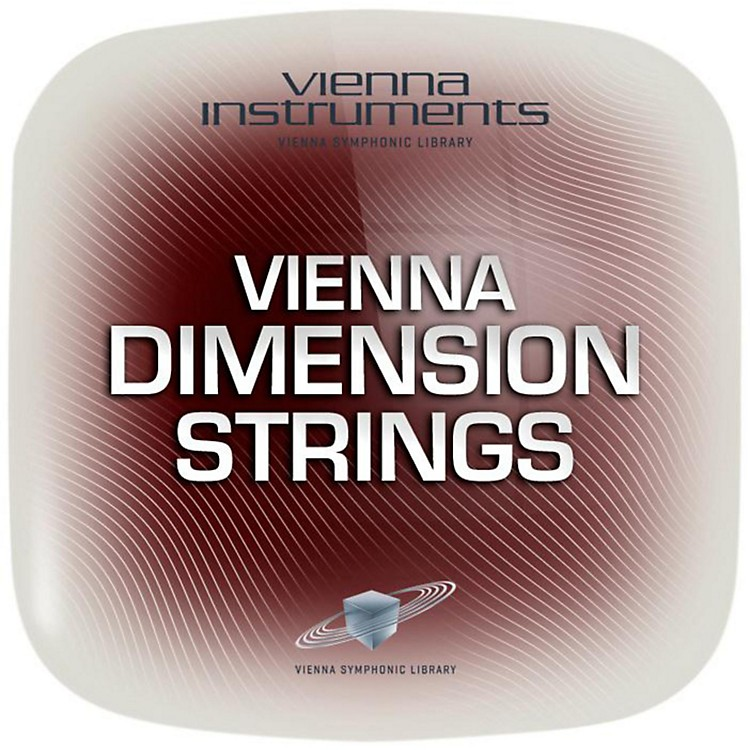 Vienna Instruments Dimension Strings Standard Library Software Download