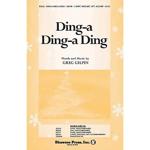 Hal Leonard Ding A Ding A Ding 2-Part