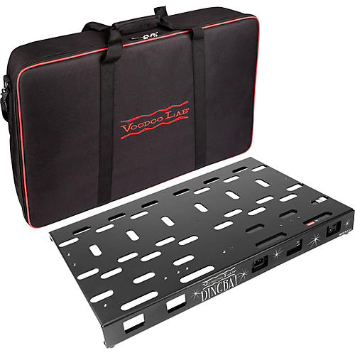 Voodoo Lab Dingbat Large Pedalboard Power Package with Pedal Power MONDO