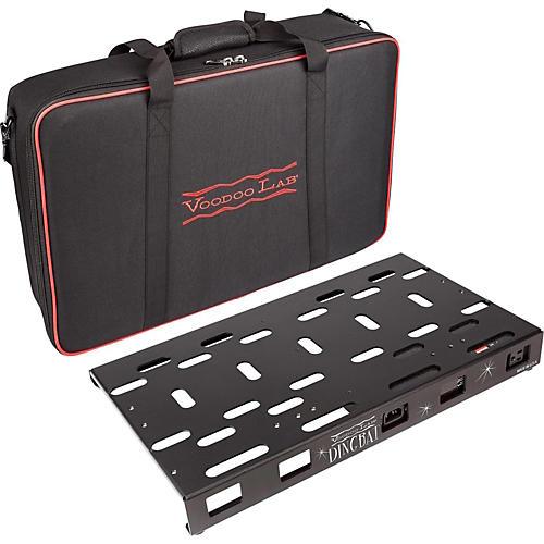 Voodoo Lab Dingbat Medium Pedalboard Power Package with Pedal Power MONDO-thumbnail