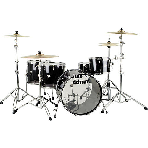 Ddrum Diode Dominator 5-Piece Shell Pack-thumbnail