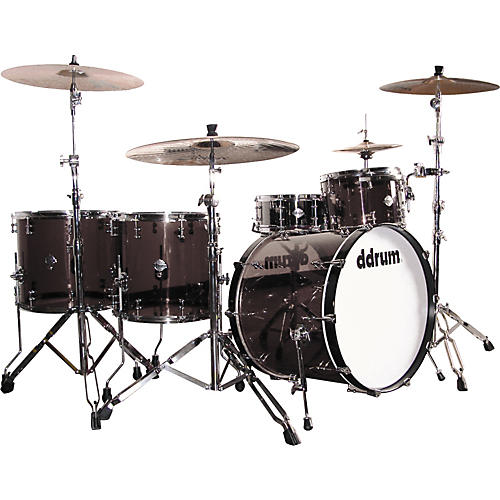Ddrum Diode Fly 5-Piece Shell Pack