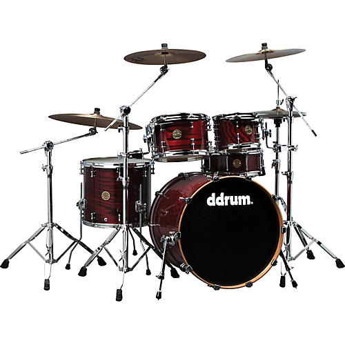 ddrum Dios Ash 5-Piece Shell Pack