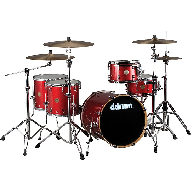 ddrum Dios Maple 5-Piece Shell Pack