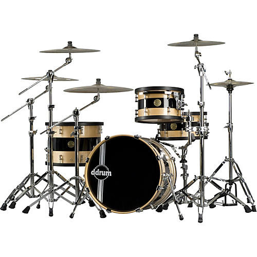 Ddrum Dios STN 4-Piece Shell Pack-thumbnail
