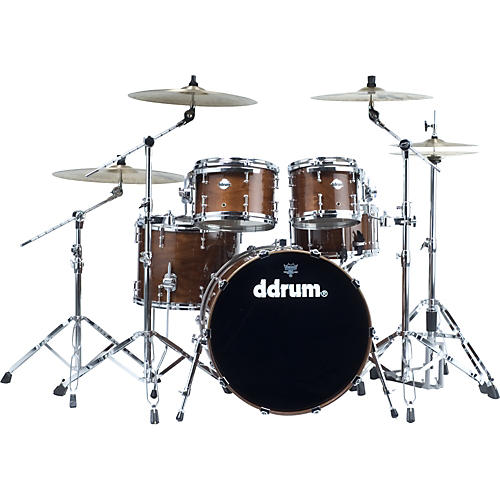 Ddrum Dios Walnut 5-Piece Shell Pack