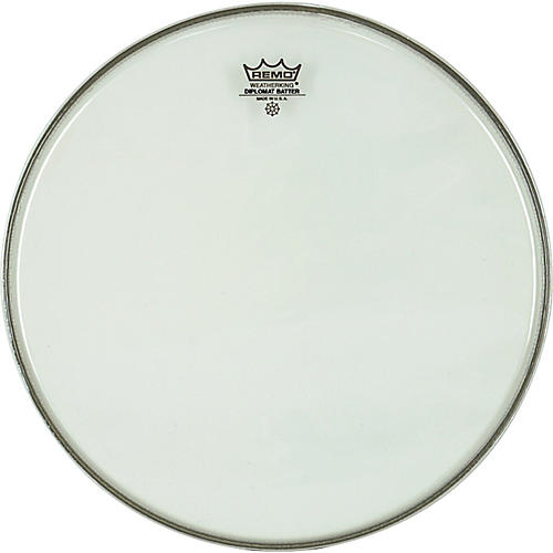 Remo Diplomat Clear Batter  14 in.