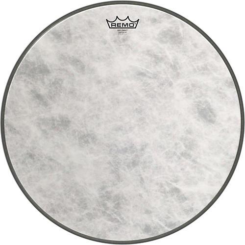 Remo Diplomat Fiberskyn Bass Drum Head-thumbnail